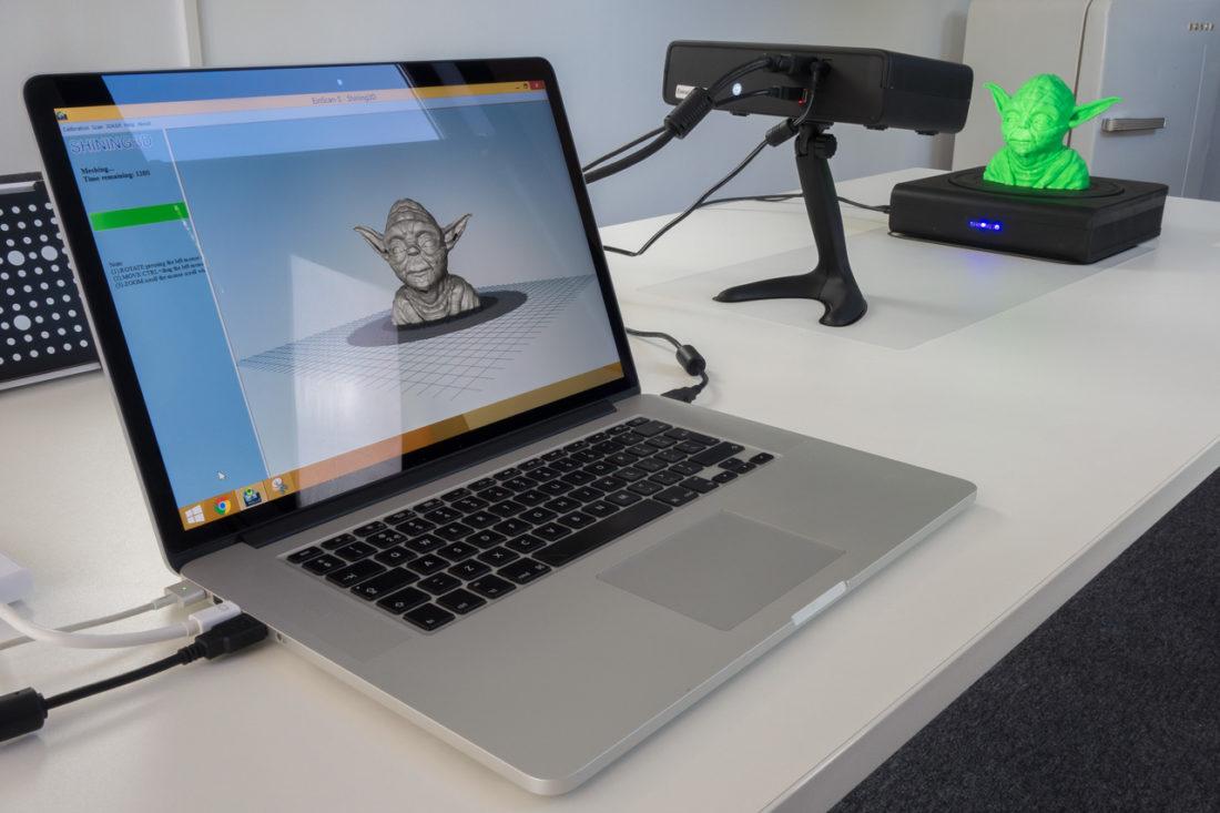 Einscan- S Shining 3D scanner 3D