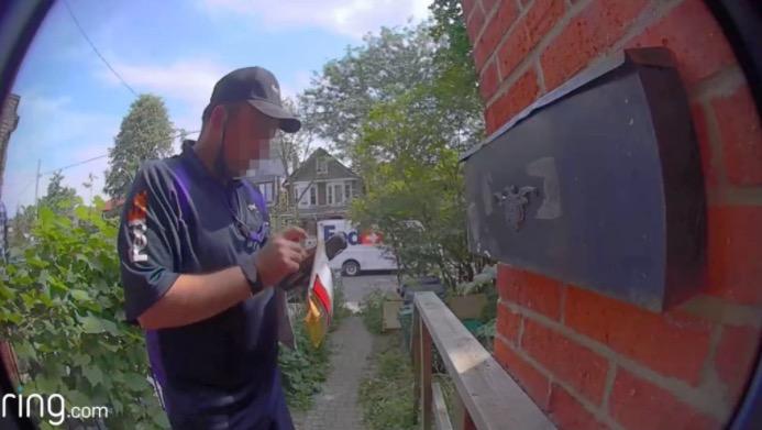 Sonnette intelligente, ring 2, sonnette connectée, caméra connectée, caméra de surveillance