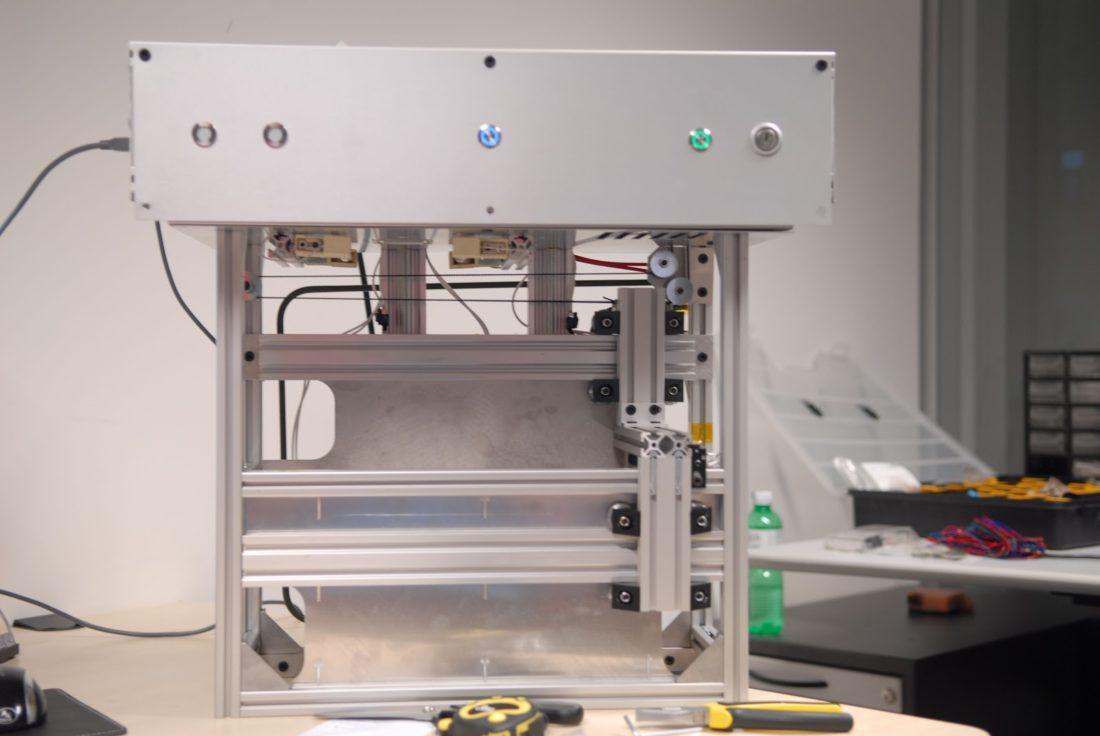 sintatrec imprimante 3D en kit