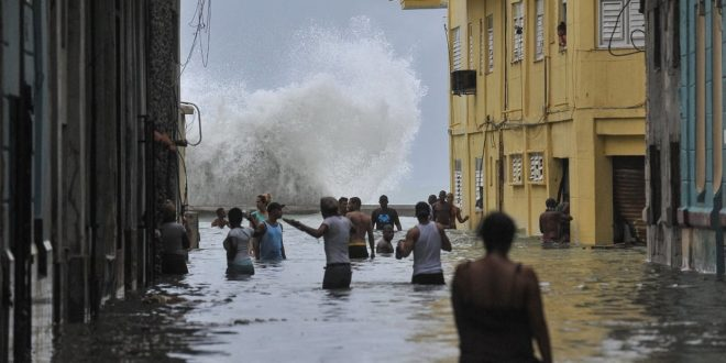 Irma ouragan IOT