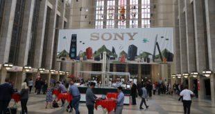 IFA 2017 Enceinte connectée Sony stand