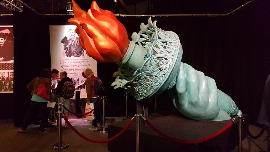 Foire de Savoie New York exposition