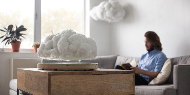 Making Weather enceinte connectée Bluetooth nuage
