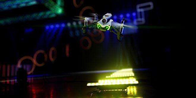Parrot Mambo FPV drone de course pilotage