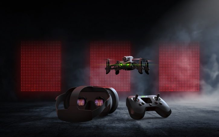 Parrot Mambo FPV package du drone