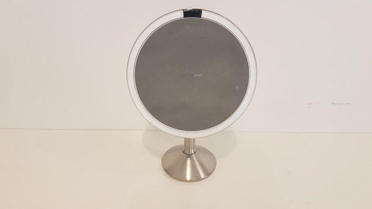 Test Sensor Mirror Pro Design et Ergonomie miroir