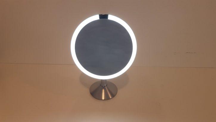 Test Sensor Mirror Pro Utilisation