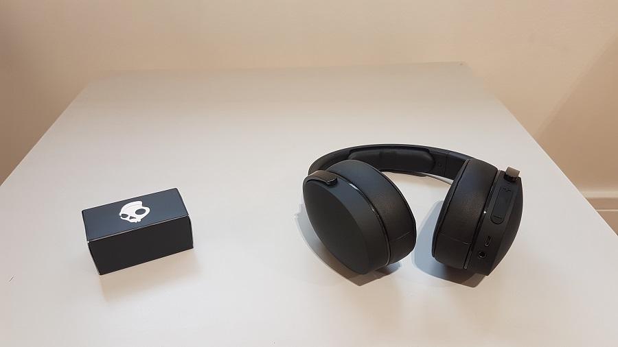 Test Skullcandy Hesh 3 Unboxing Casque et boîte accessoires