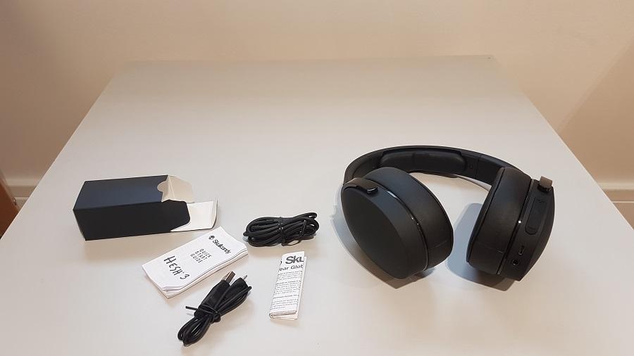 Test Skullcandy Hesh 3 Unboxing casque et acessoires