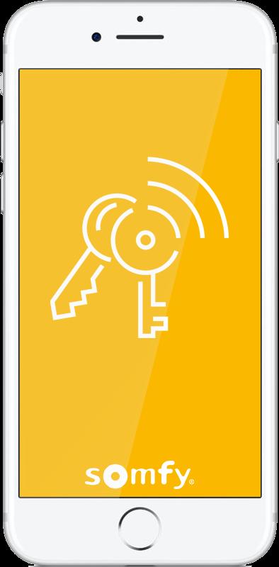 IFA Somfy Application Somfy Keys