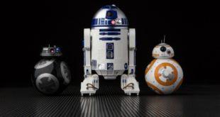 Star Wars Sphero Droïdes R2-D2 BB-9E