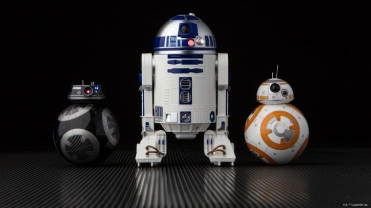 Star Wars Sphero Droïdes R2-D2 BB-9E