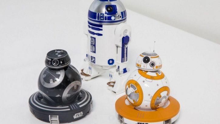 drones Star Wars gamme Sphero