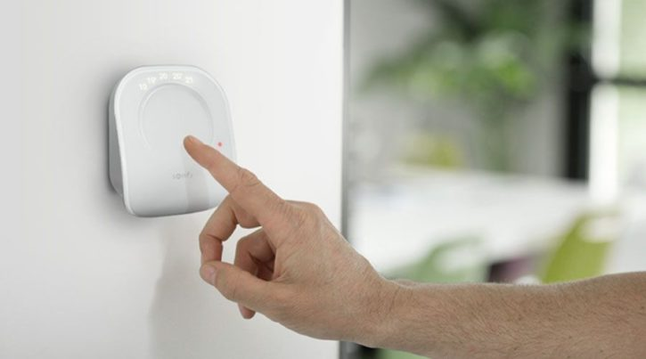 Thermostat Connecté Somfy