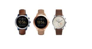 Fossil montres connectées IFA 2017