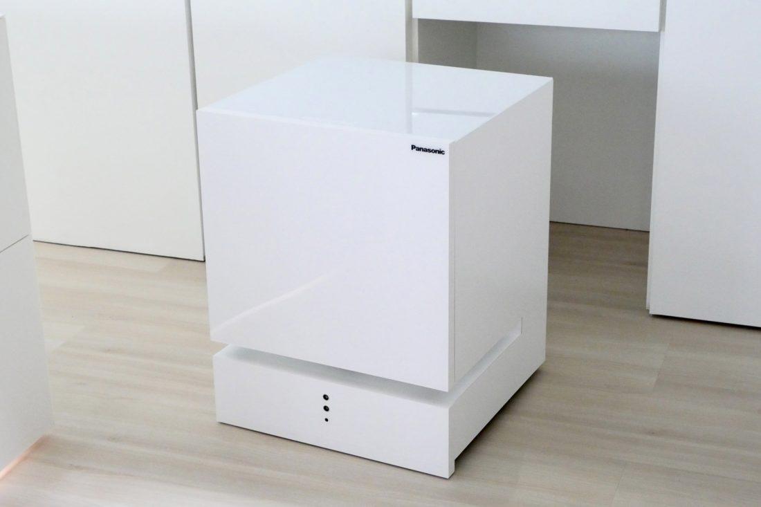 frigo mobile panasonic