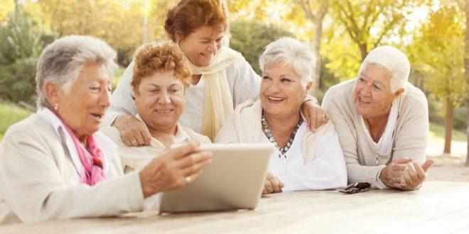 objets connectés grands-parents