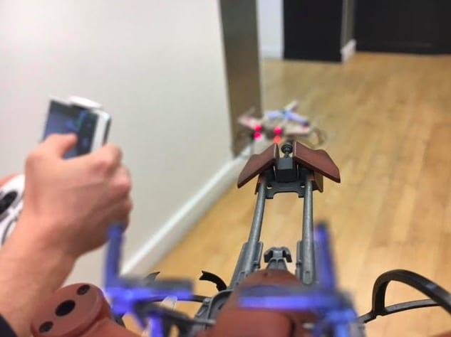 drone propel, drone star wars, jouet star wars, drone conecté, drones martphone