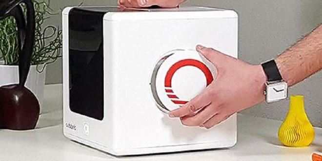 Cubibot Imprimante 3d connectée