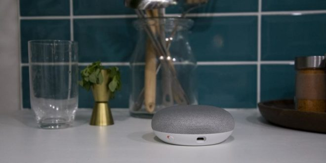Home Mini Google espion domicile