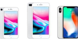 iphone X, iphone 10, iphone anniversaire, 10 ans iphone, iphone borderless, sans bord, disparition bouton home