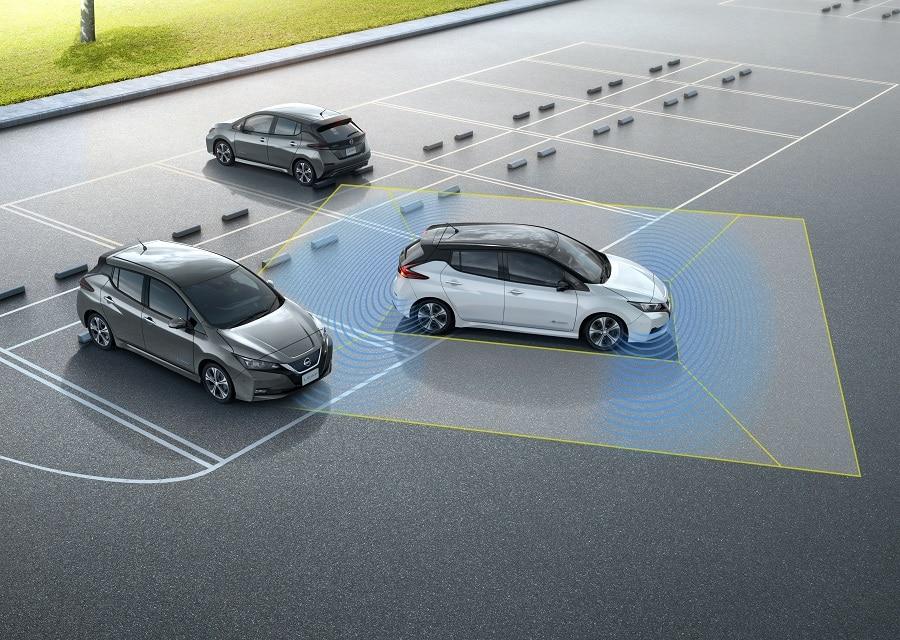 Nissan Futures système de stationnement