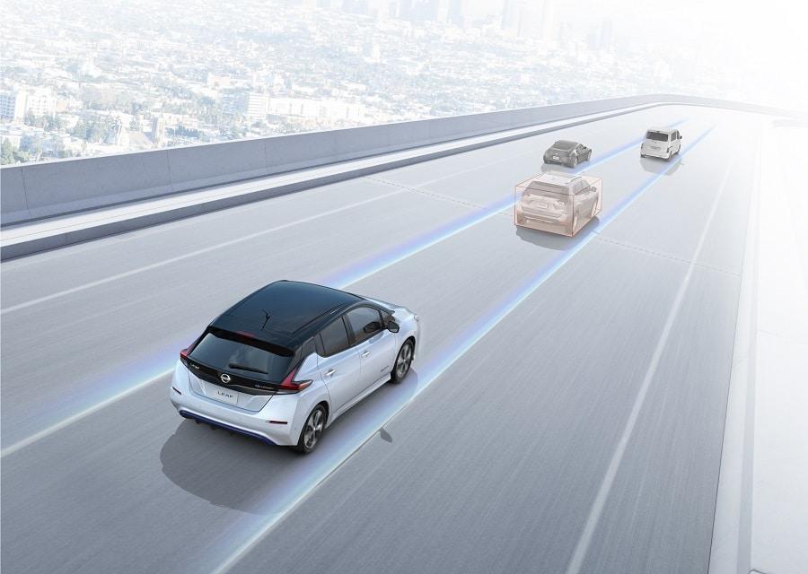 Nissan Futures 3.0 système autopilotage