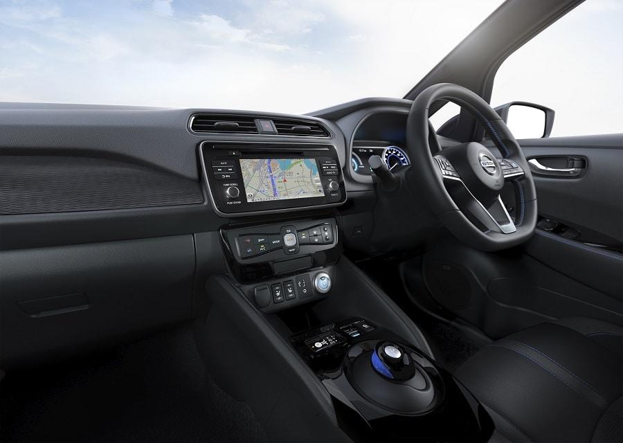 Nissan Futures intérieur