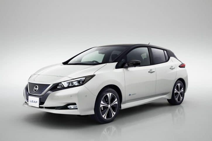 Nissan Futures nouvelle Nissan Leaf