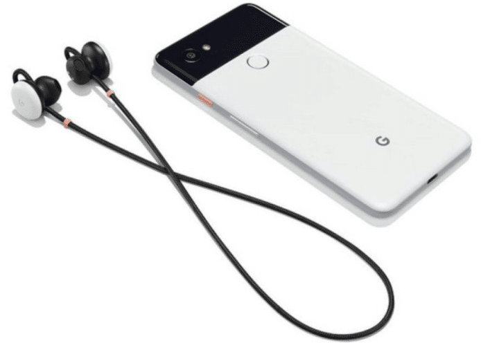 Pixel 2 smartphone Google Pixel Buds ecouteurs connectes musique traduction instantanee autonomie stokage design prix
