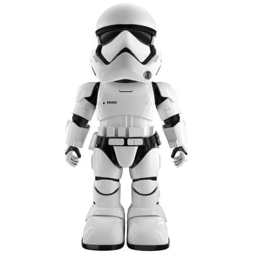 Star Wars, Stormtrooper, robot, jouet, smartphone, réalité augmentée