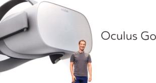 Zuckerberg casque realite virtuelle oculus go vr essai design prix date caracteristiques jeu applications