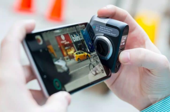 dxo one, dxoone, facebook live, android, iphone, apple, camera pour smartphone, camera smartphone