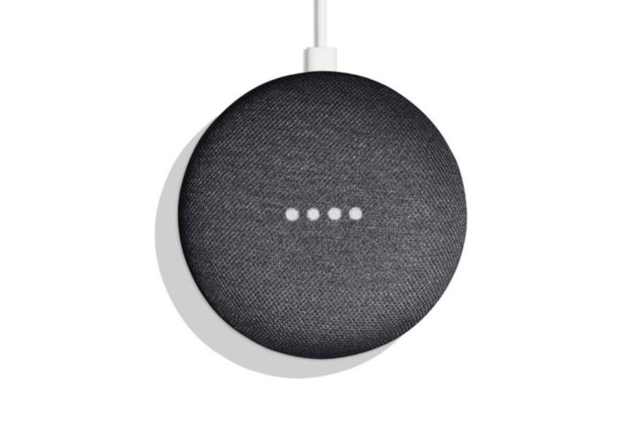 Google Home Mini : l'Assistant version miniature, à 59 euros