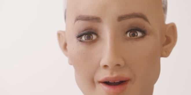 ia arabie saoudite robot femme citoyenneté, elon musk