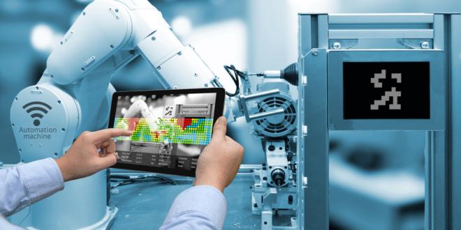 robot copie digital twin jumeau digital numerique virtuel objet connecte iot