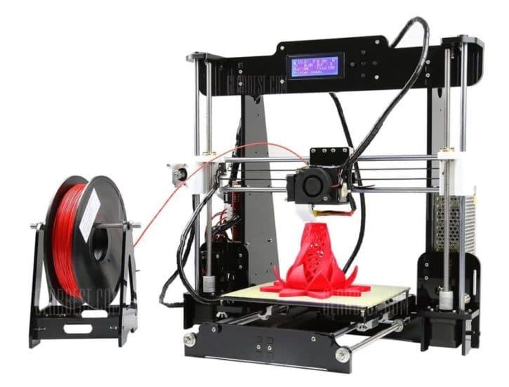 Anet, A8, imprimante 3D, gearbest, bon plan, promotion