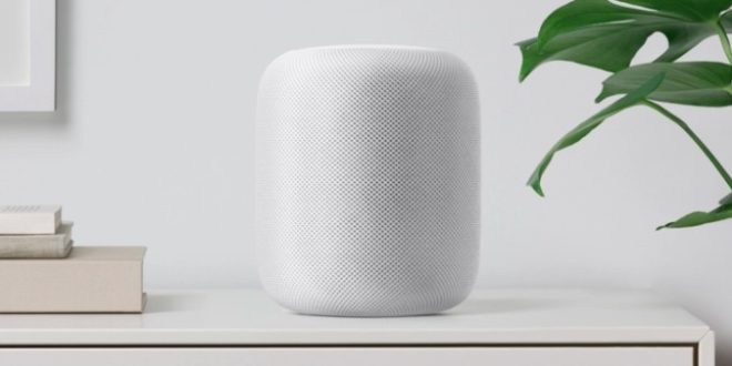 Apple repousse la sortie de son HomePod en 2018