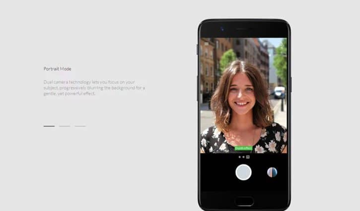 One plus 5, iphone, iphone x, mode portrait, gearbest, bon plan, pormotion smartphone, smartphone pas cher
