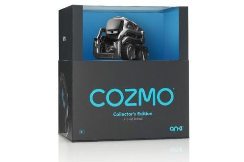 Cyber Monday, promotion, robot intelligent, cosmo, darty, anki, collector,