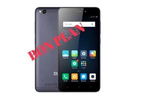 Bon plan Xiaomi Redmi 4A GearBeast smartphone pas chère
