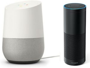 google, home, google, amazon, alexa, enceinte, connectée, hautparleur,