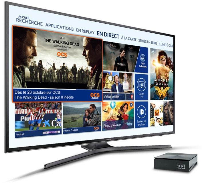 vitis, offre, internet, haut, débit, vidéofutur, 4K,