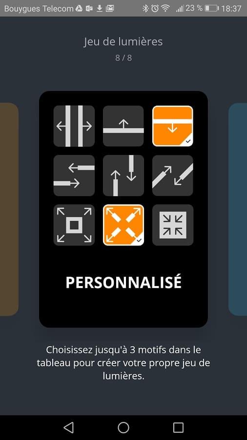 jbl pulse 3 application personnalisation
