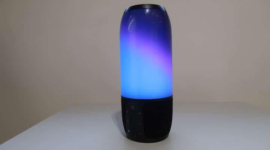 jbl pulse 3 bleu