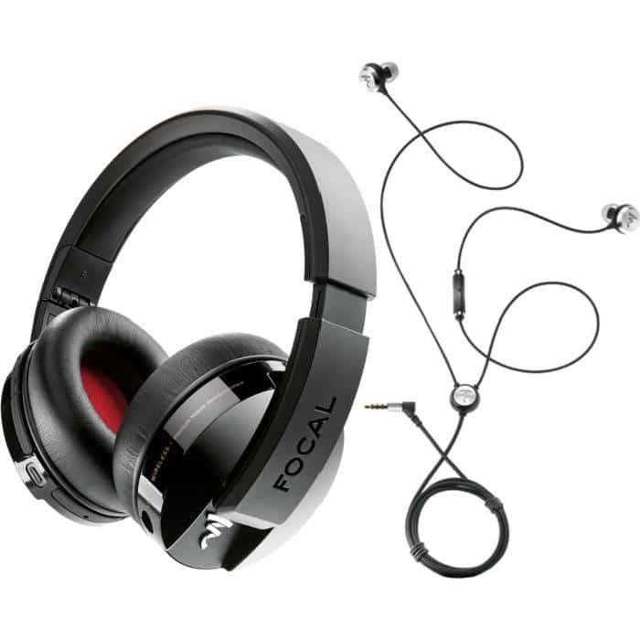 focal, casque, ecouteurs, sans fil, bluetooth, cdiscount, promotion, bon plan,