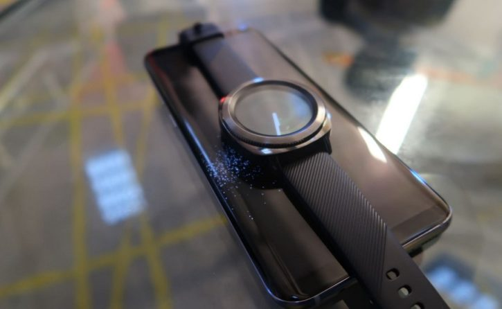 samsung gear sport note 8