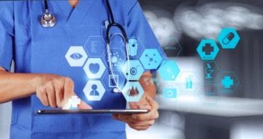 balance connectée, santé connectée, santé big data