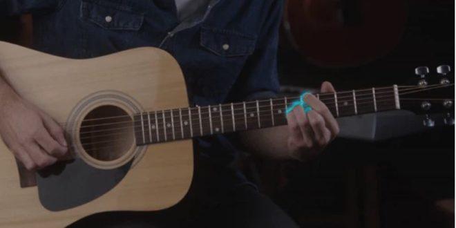 Kickstarter, guitares, musique, application, OneManBand, playback, instruments