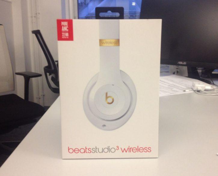 Beats, casque, Beats Studio 3, Beats Studio 3 Wireless, Jabra Moves Wireless, smartphone, test, unboxing